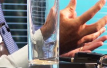 Still frame from website video